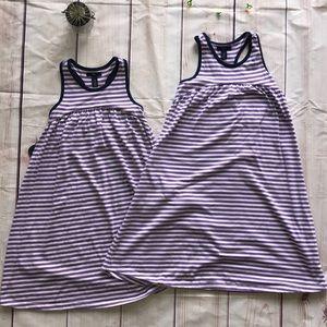 GAP KIDS MATCHING GIRLS' DRESSES M/L